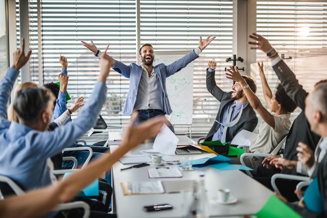 Quelles qualités chez un bon chef d'entreprise ?